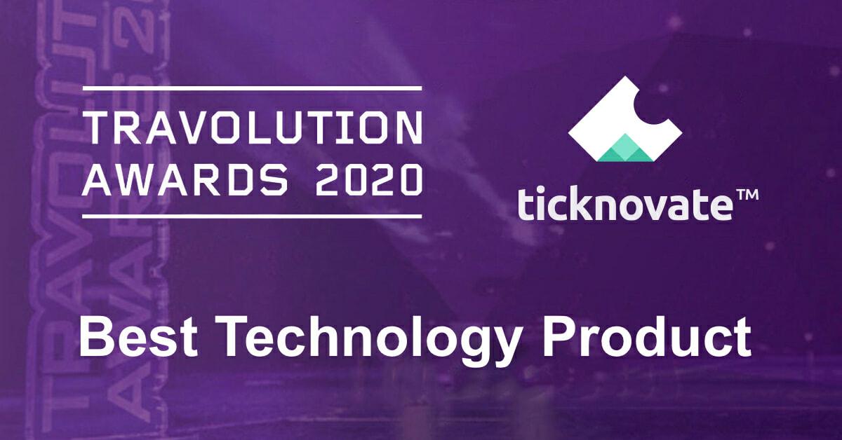 Ticknovate Travolution Awards 2020